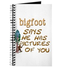 Bigfoot Has Pictures Journal