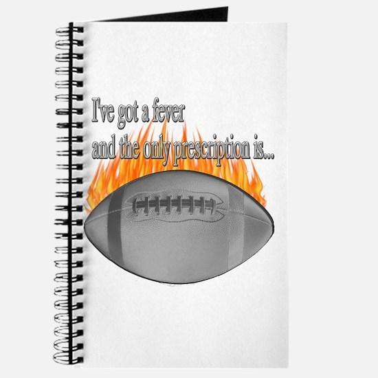 Football Fever 3 Journal