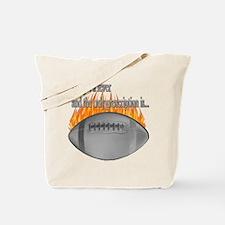 Football Fever 3 Tote Bag