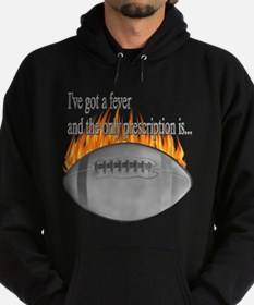 Football Fever 3 Hoodie (dark)