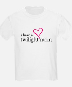 Proud Twilight Mom T-Shirt