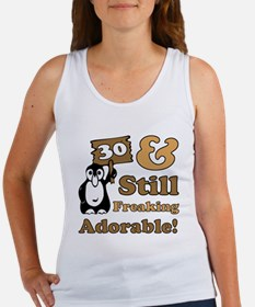Adorable 30th Birthday Women's Tank Top