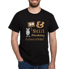 Adorable 30th Birthday T-Shirt