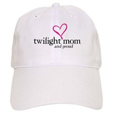 Proud Twilight Mom Cap