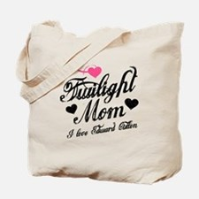 Twilight Mom Hearts Tote Bag