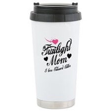 Twilight Mom Hearts Travel Mug