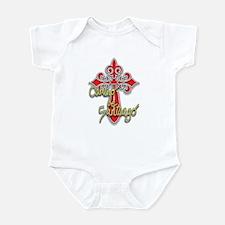 Camino De Santiago Infant Bodysuit