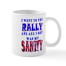 Back from the Sanity Rally Mug