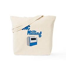CNC Milling Machine Tote Bag