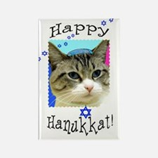 Hanukkat Rectangle Magnet