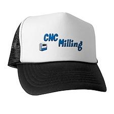 CNC Milling Machine Trucker Hat