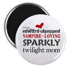 Sparkly Twilight Magnet