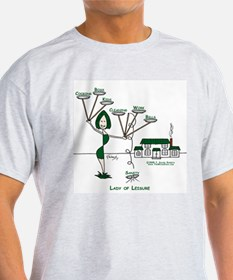 Lady of Leisure T-Shirt