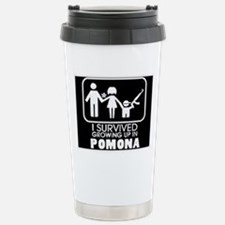 P-Town Casual Gear Stainless Steel Travel Mug