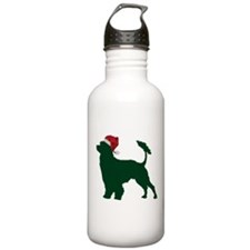 Portuguese Water Dog Sports Water Bottle