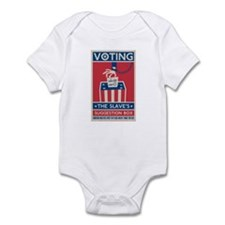 Voting Infant Bodysuit