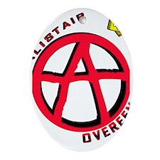Overeem Ornament (Oval)