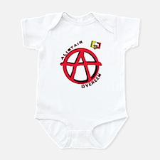 Overeem Infant Bodysuit