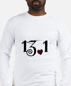 13.1 Smirk Long Sleeve T-Shirt