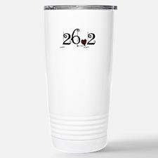 26.2 Smirk Travel Mug
