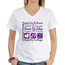 Pancreatic Cancer Stand Up Shirt