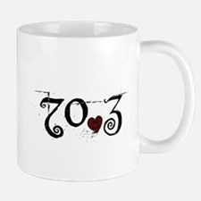 70.3 Smirk Mug