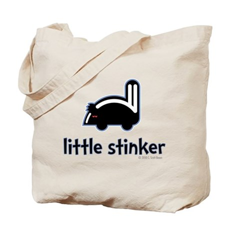 little stinker Tote Bag