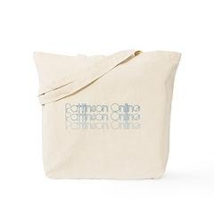 Pattinson Online Triple Logo Tote Bag