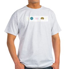 Peace, Love & Rob T-Shirt