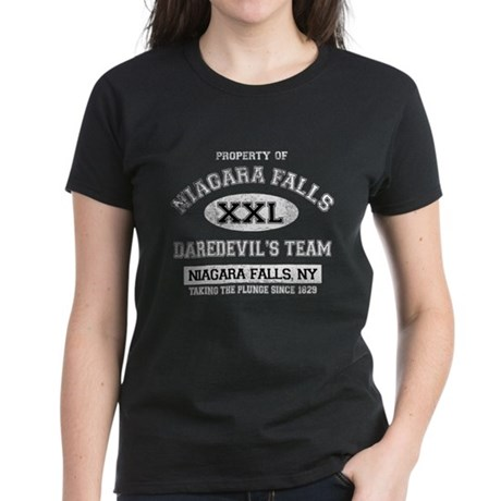 Property of Niagara Falls Women's Dark T-Shirt