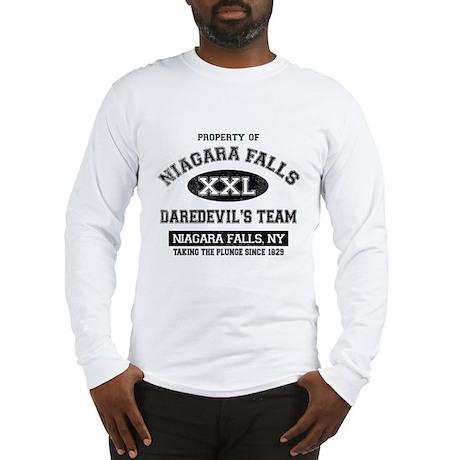 Property of Niagara Falls Long Sleeve T-Shirt