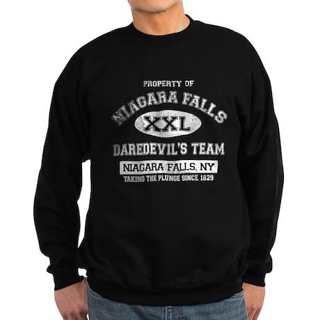 Property of Niagara Falls Sweatshirt (dark)