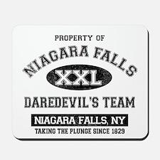 Property of Niagara Falls Mousepad