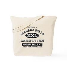 Property of Niagara Falls Tote Bag