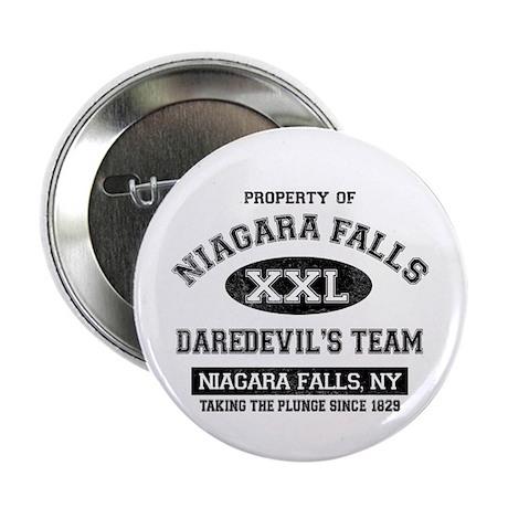 "Property of Niagara Falls 2.25"" Button (100 pack)"