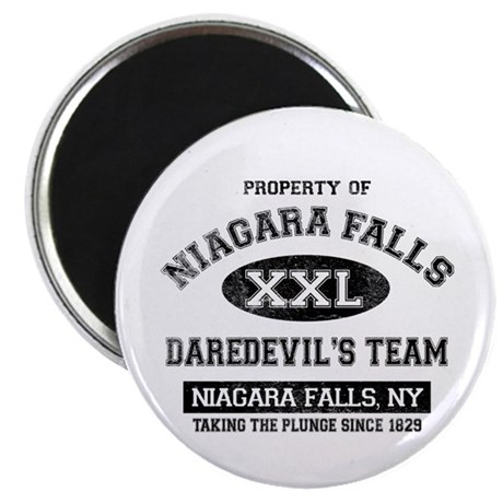 "Property of Niagara Falls 2.25"" Magnet (10 pack)"