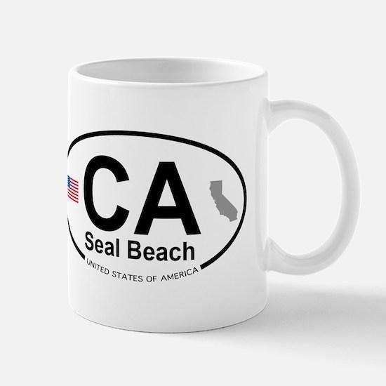 Seal Beach Mug