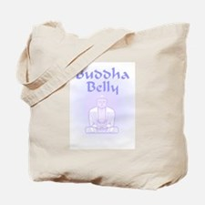Baby Buddha Belly Tote Bag