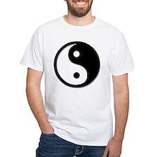 Black Yin Yang Shirt