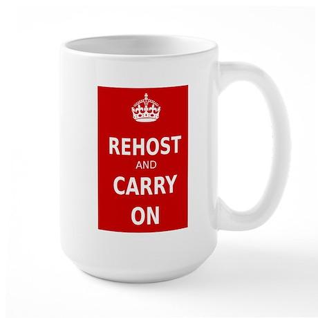Rehosting Large Mug