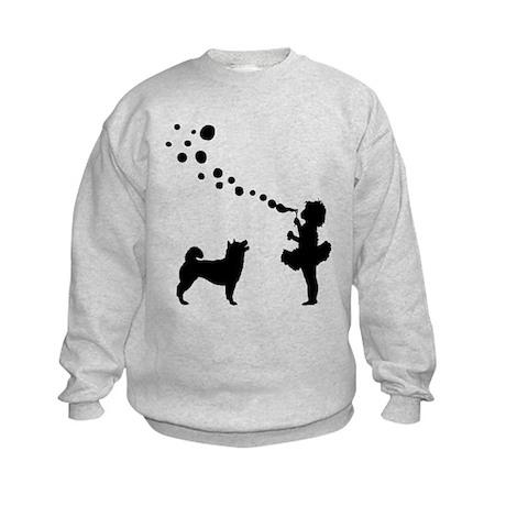 Shiba Inu Kids Sweatshirt