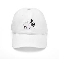 Rat Terrier Baseball Cap