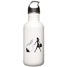 Scottish Terrier Sports Water Bottle