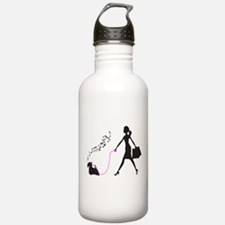 Scottish Terrier Water Bottle