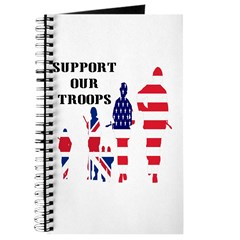 Support Our Troops USA UK Journal