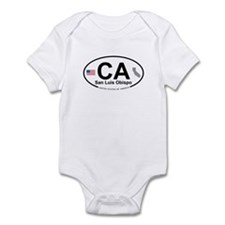 San Luis Obispo Infant Bodysuit