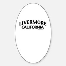 Livermore Decal