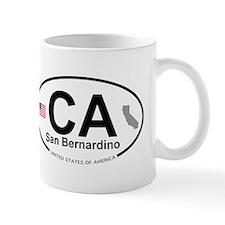 San Bernardino Mug