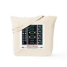 Cool White Tote Bag