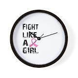 Fight like a girl Basic Clocks